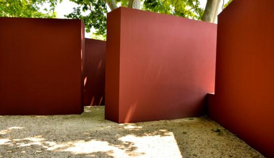 Biennale 2014 Arsenale Installazione di Alvaro Siza ph Gianluca Giordano