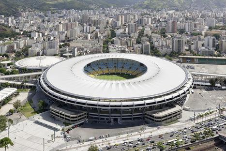 Book 3+1 Stadia for Brazil Gmp