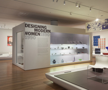 Designing Modern Women, 1890–1990 exhibition at MoMA in New York