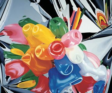 Jeff Koons, retrospective at Whitney Museum of American Art