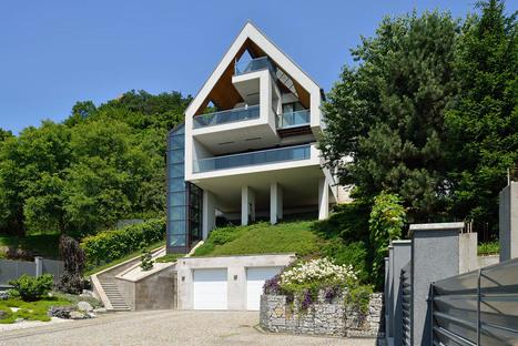 GG House by Tadeusz Lemański, Krakow