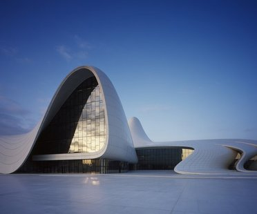 Zaha Hadid's Heydar Aliyev Center named Design of the Year 2014