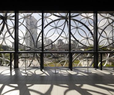 Mecanoo's Birmingham Library wins a RIBA Award