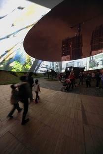 J.J.Pan & Partners design the Ring of Celestial Bliss for the Taiwan Lantern Festival