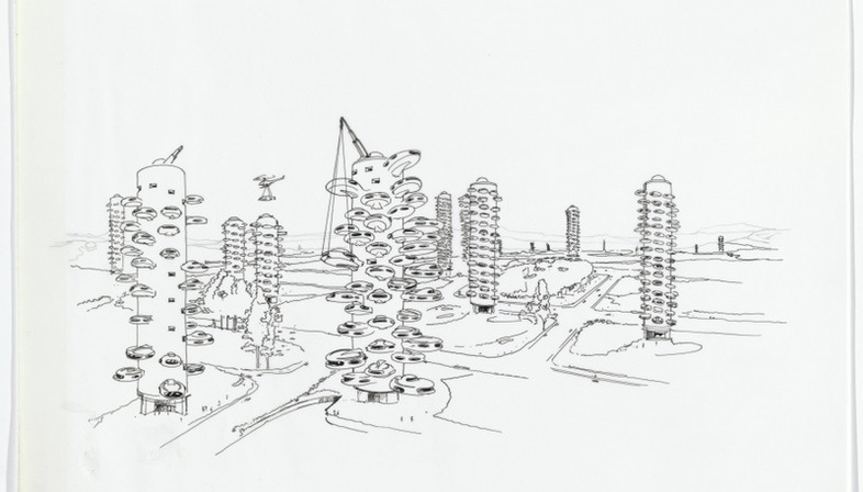Exhibition: Conceptions of Space: Recent Acquisitions in Contemporary Architecture