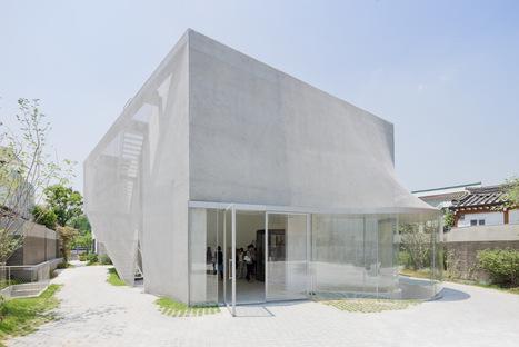 SO – IL. Kukje Art Center, Seoul. 2011–12. Photograph © Iwan Baan