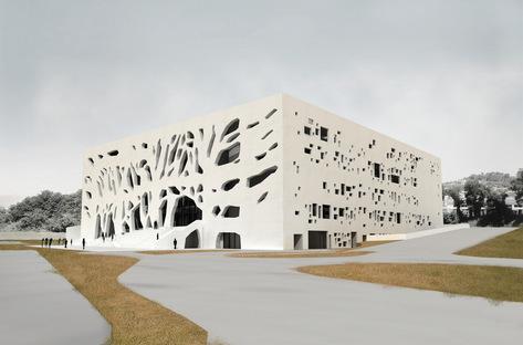 Bernard Tschumi Architects ANIMA Cultural Centre