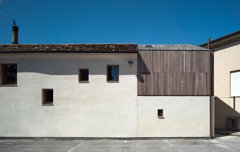 Architectural regeneration according to Massimo Galeotti