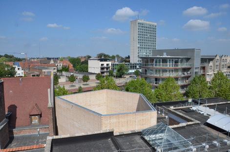 Belgian architects 51N4E, Buda Art Centre, ph. Filip Dujardin