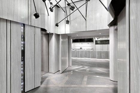 One Plus Partnership Cine Times interior for cinema