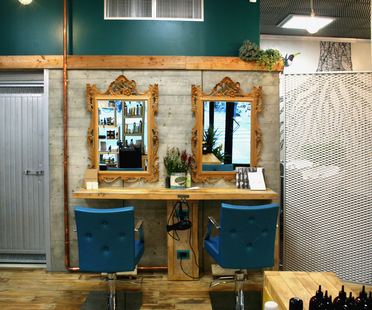 E.CUT interior design by Studio AFA