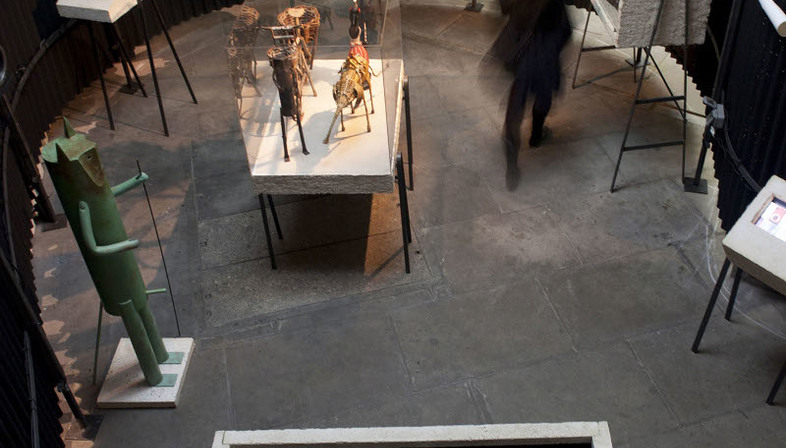 Lina Bo Bardi exhibition: Together