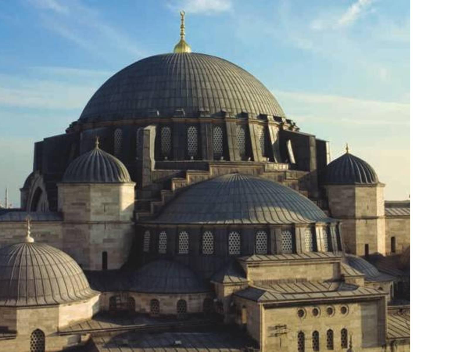 Mimar Sinan The Architect - ROME