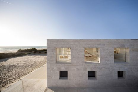 Alberto Campo Baeza and the House of the Infinite in Cádiz (Spain)