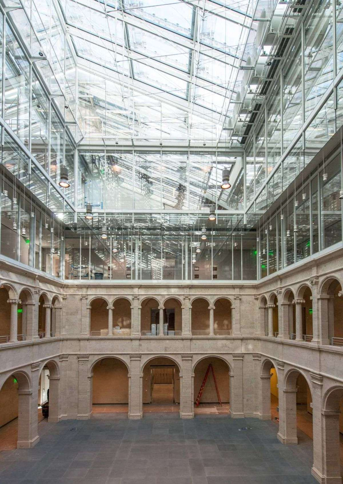 Renzo Piano's expansion for Harvard Art Museums