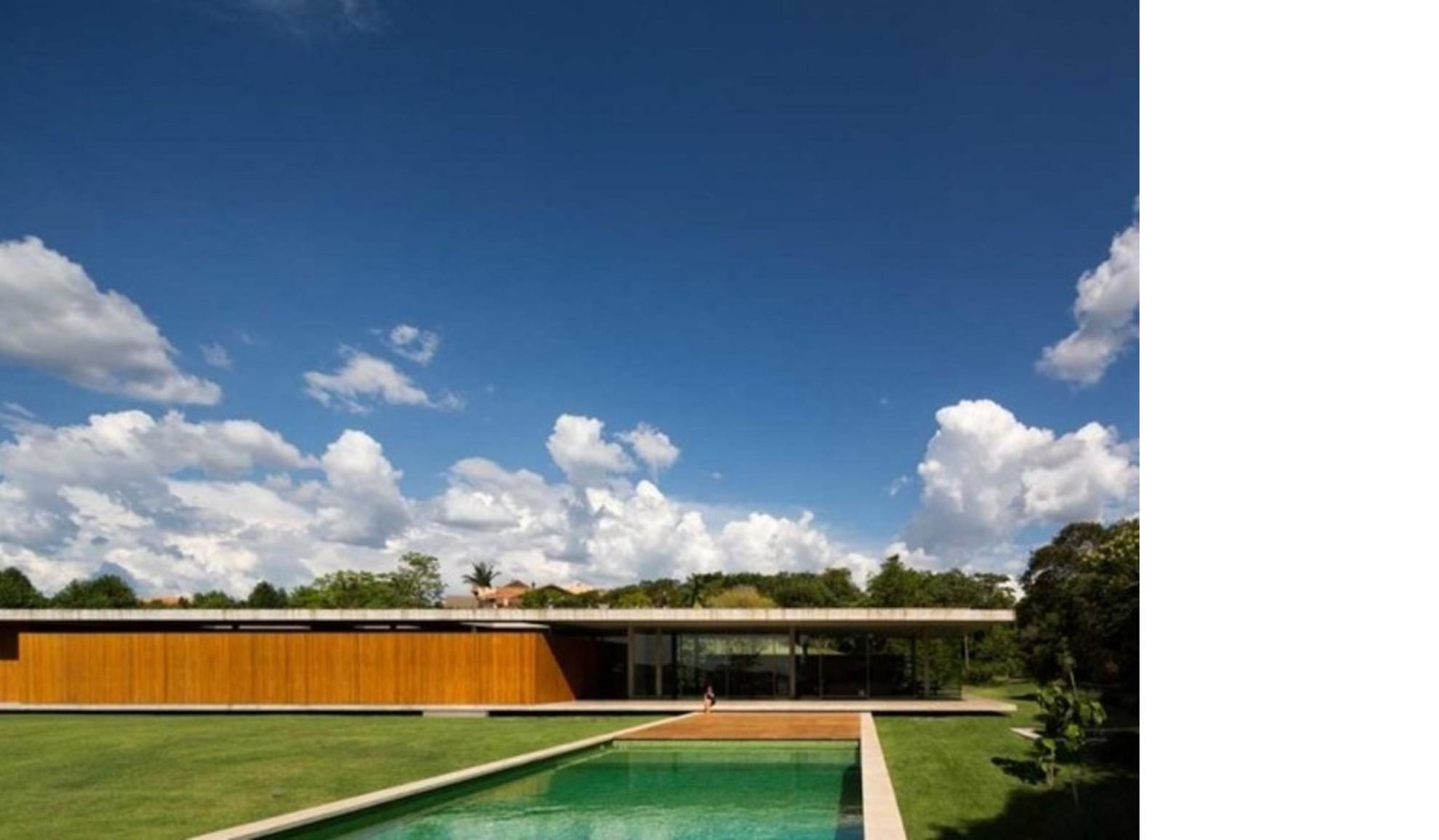 Marcio Kogan Studio Mk27 And Redux House In San Paolo