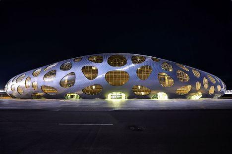 OFIS architects and Arena Borisov Football Stadium (Belarus)