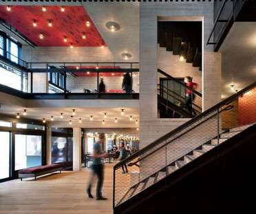 Haworth Tompkins renovates Liverpool's Everyman Theatre
