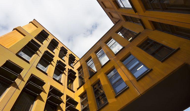 KTA Kadarik Tüür designs the Institute of Physics at University of Tartu (Estonia)