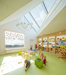 Dorte Mandrup Arkitekter designs the Råå Day Care Centre in Sweden