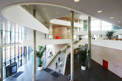 Henning Larsen Architects inaugurates the Kolding Campus in Denmark