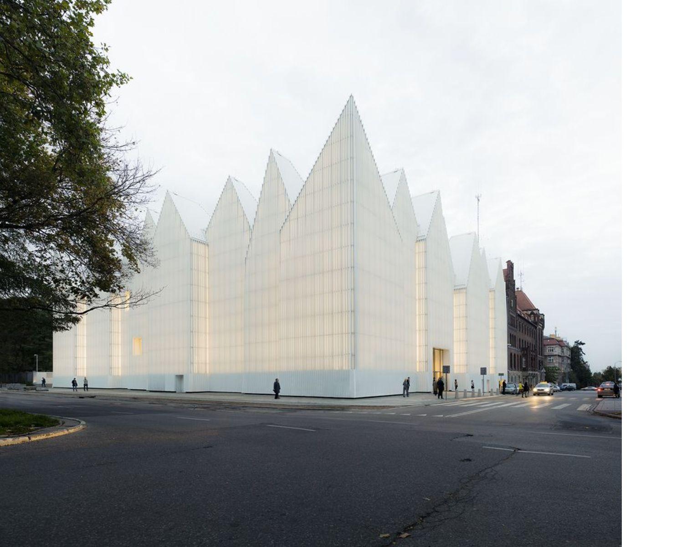 Estudio Barozzi Viega designs the new Szczecin Philharmonic Hall