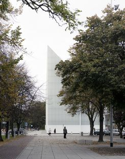Estudio Barozzi Viega designs the new Szczecin Philharmonic Hall