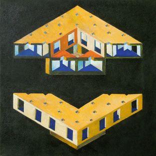 Pezo von Ellrichshausen completes Guna House in Llacolen (Chile)