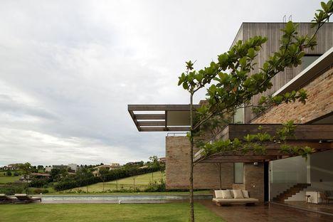Studio Arthur Casas and MP House, Quinta da Baroneza, San Paolo