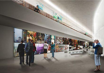 Arthur Casas Brazilian pavilion EXPO 2015