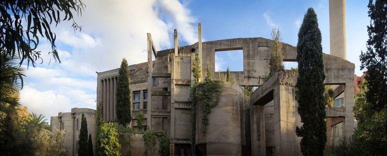 Ricardo Bofill and La Fàbrica: studio in a former cement factory