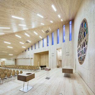 Reiulf Ramstad Arkitekter (RRA) and the Community Church in Knarvik