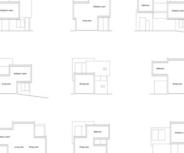 Tetsuo Kondo Architects' House in Chayagasaka, Japan