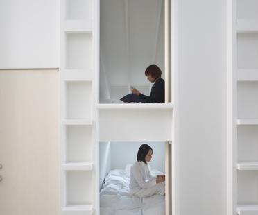 Alphavilleꞌs Koyasan Guesthouse in Japan