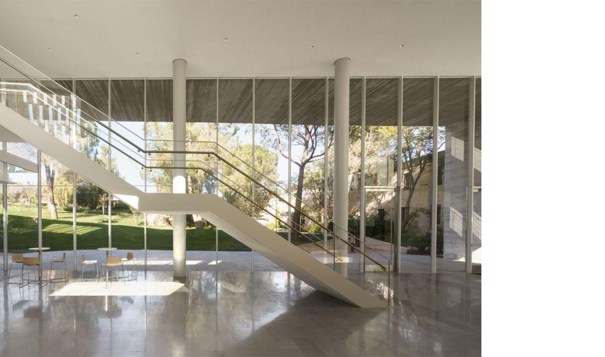 Chyutin: Polonsky Academy for the Van Leer Institute, Jerusalem