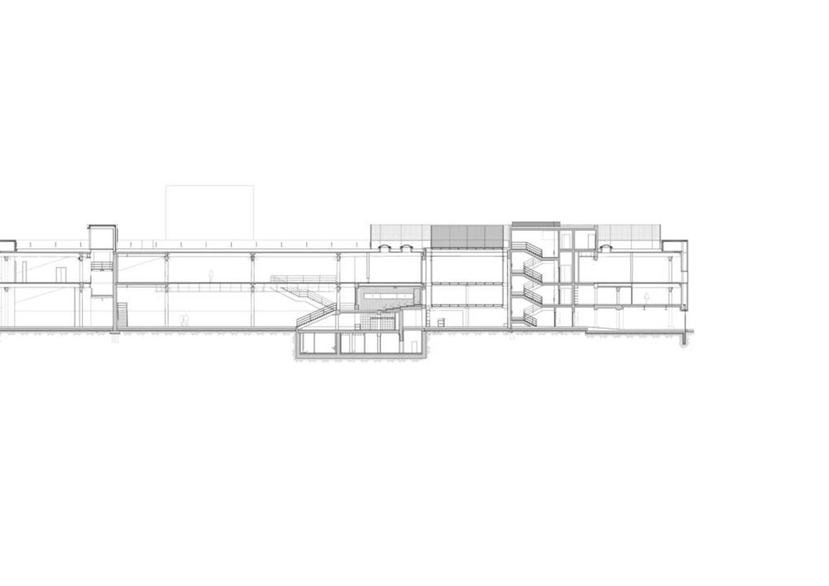 OMA-Rem Koolhaas and the Garage Museum of Contemporary Art, Moscow
