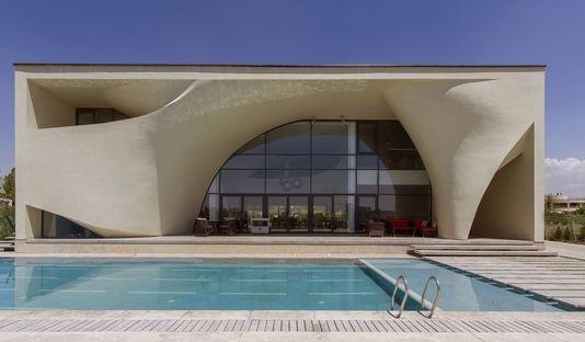Kouhsar Villa by Nextoffice: redevelopment of a house in Kordan, Iran