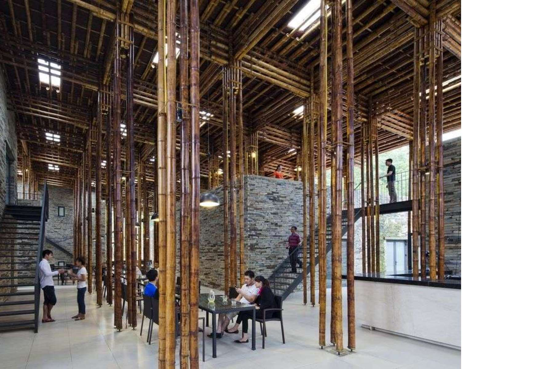 Vo Trong Nghia and Son La Restaurant in Vietnam