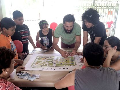 Urban Spa: a PKMN workshop with students in Chihuahua
