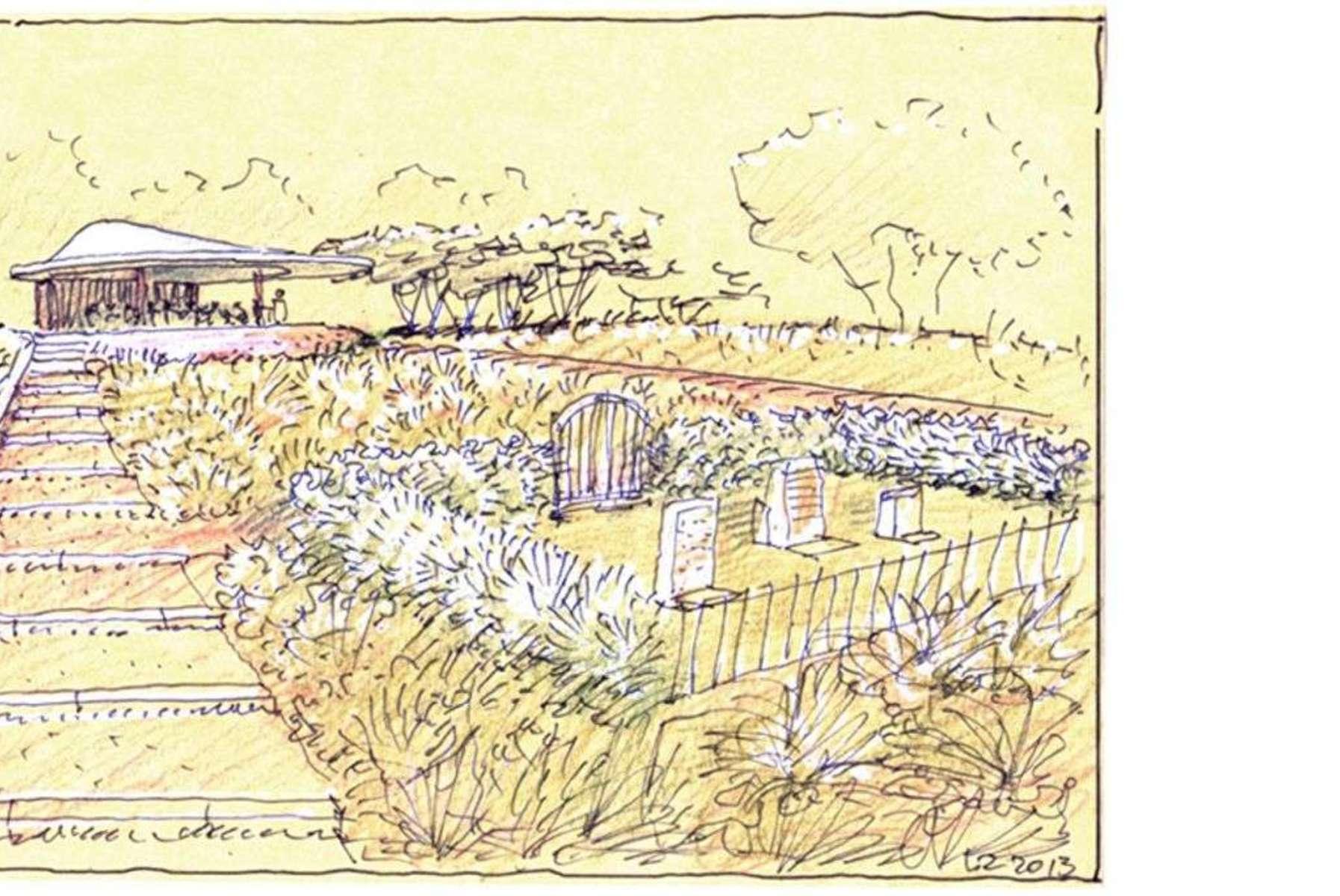 Luigi Rosselli e The Great Wall of WA (Western Australia)