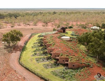 Luigi Rosselli e The Great Wall of WA (Western Australia)