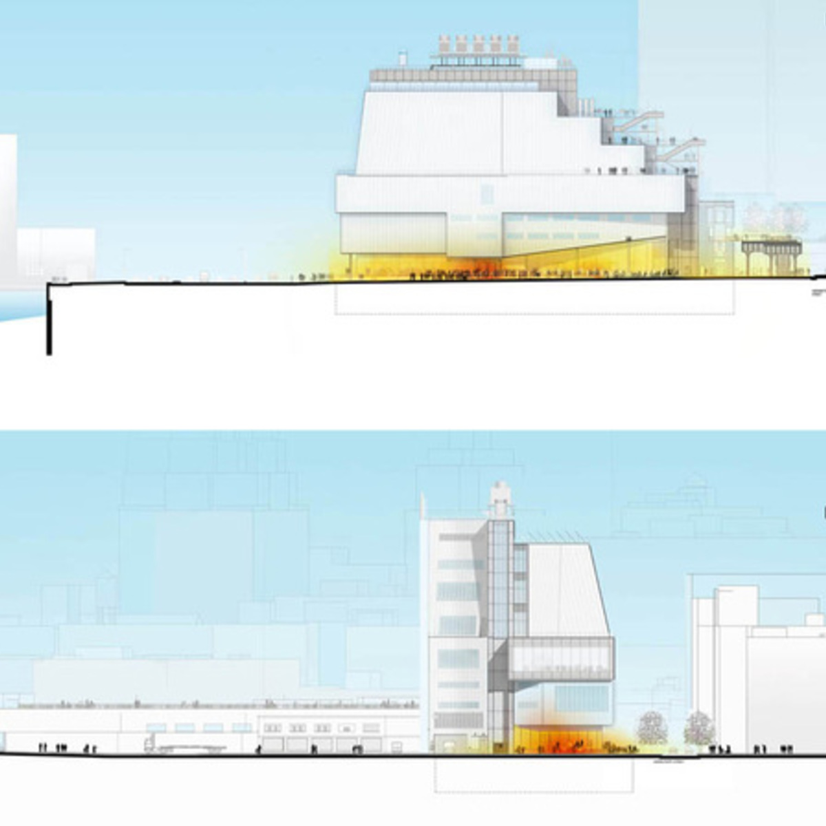 RPBW Renzo Piano and the new Whitney Museum in New York