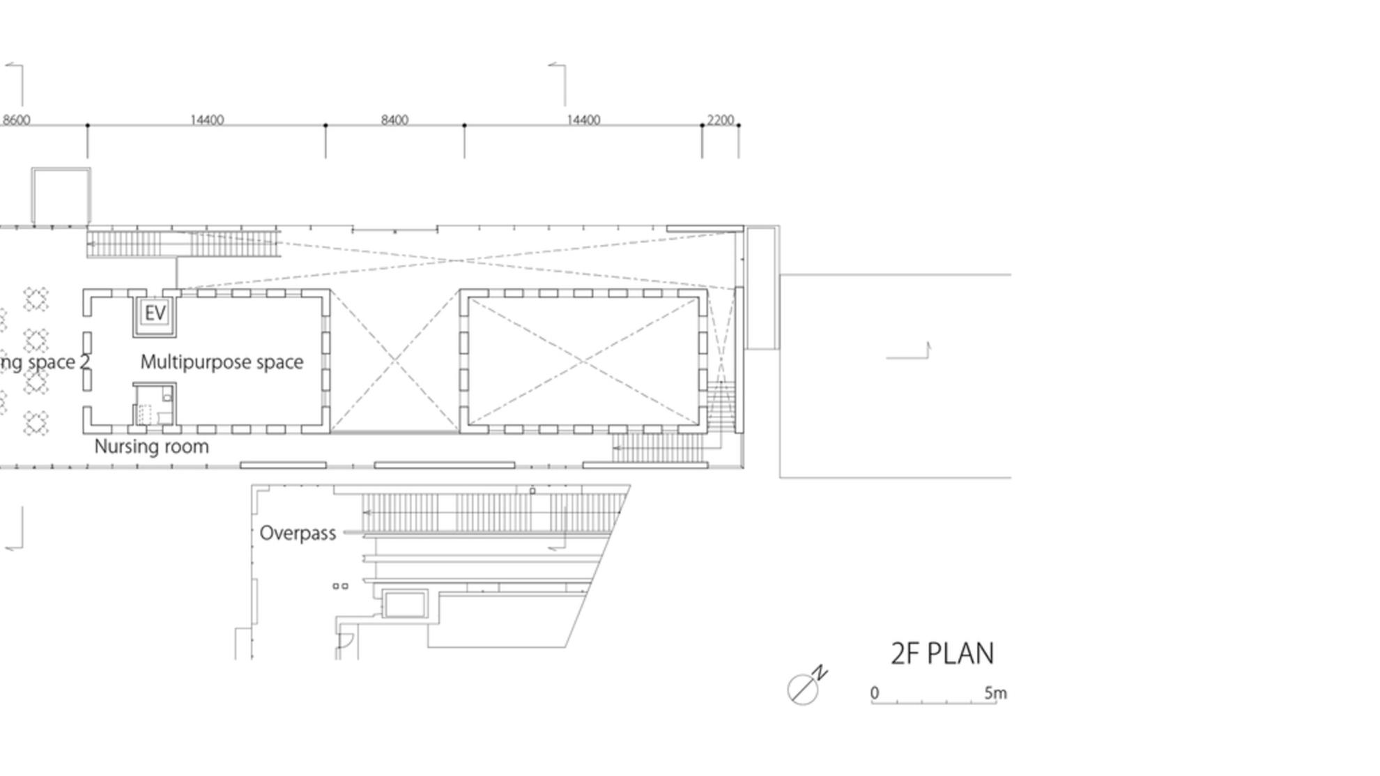Tsuruga Multipurpose Center ORUPARK by Chiba Manabu Architects