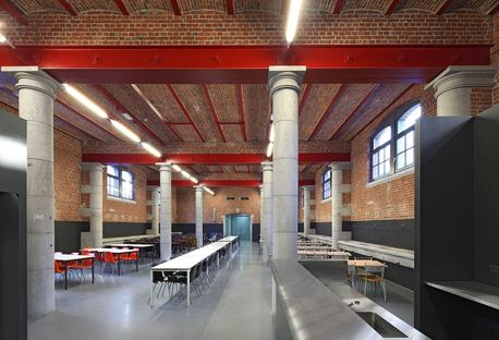 Jean Nouvel+MDW: Charleroi Police Headquarters and Charleroi Danses