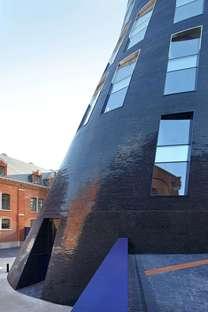 Jean Nouvel+MDW: Charleroi Police Headquarters and Charleroi Danses