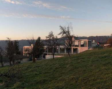 2b architectes: expansion for the Belmont-sur-Lausanne school