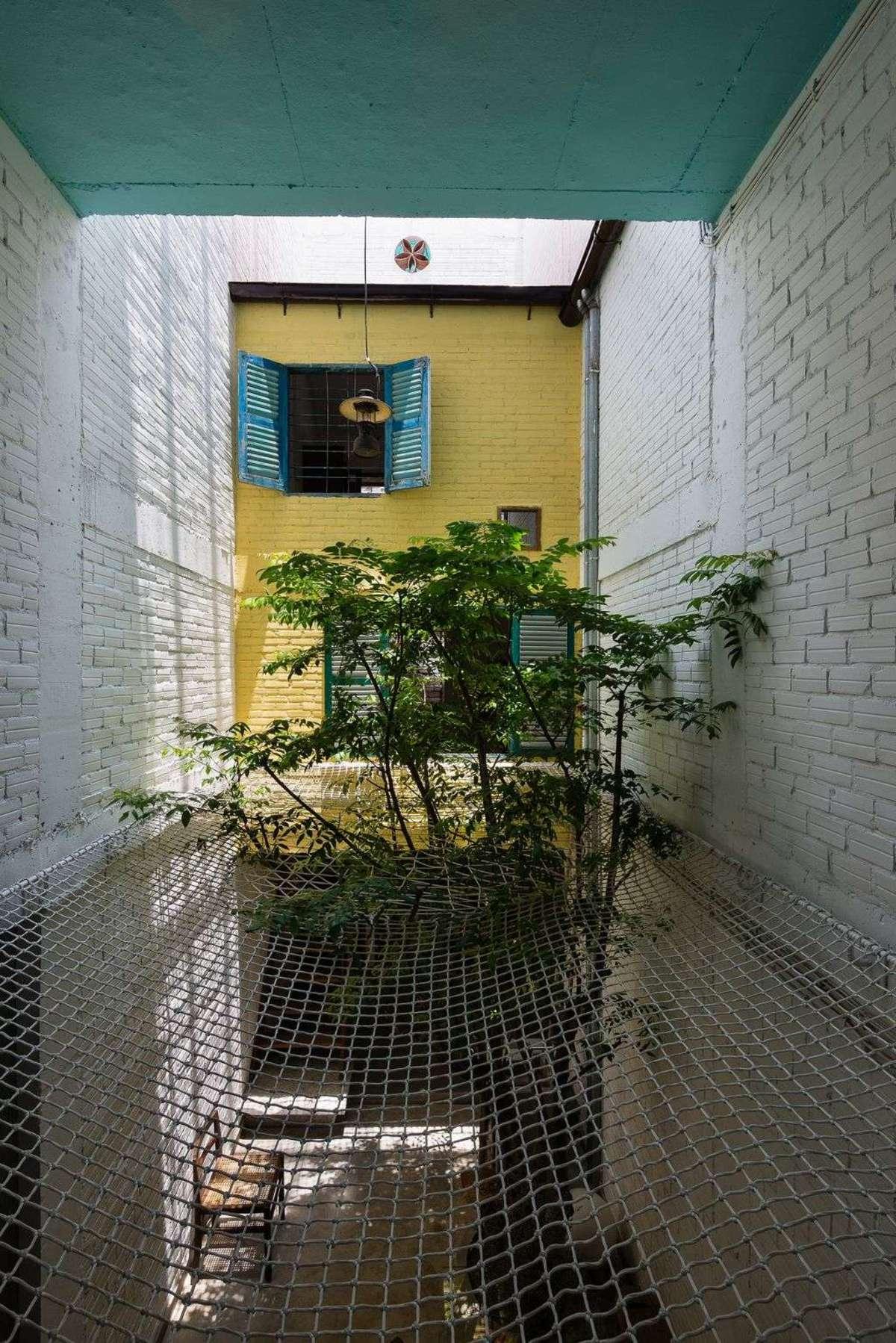 Saigon House by a21studio in Ho Chi Minh City (Vietnam)