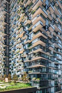 Jean Nouvel and the One Central Park green homes in Sydney