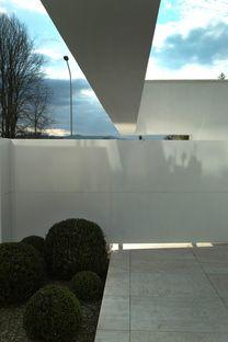 Architettura Matassoni and Villa N in Arezzo (Italy)