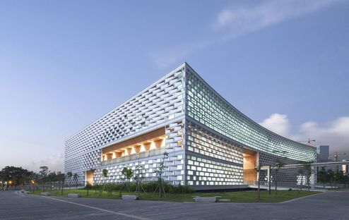 Urbanus and SUST university library in Shenzhen